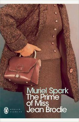 Prime of Miss Jean Brodie book