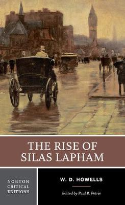 Rise of Silas Lapham by William Dean Howells