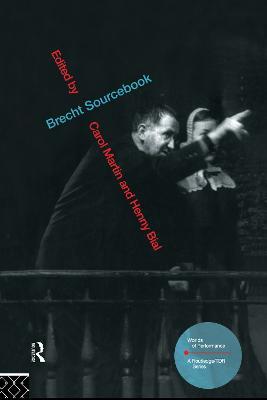 Bertolt Brecht by Henry Bial