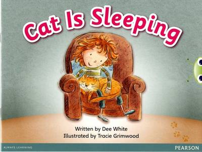 Bug Club Pink A Cat is Sleeping by Dee White