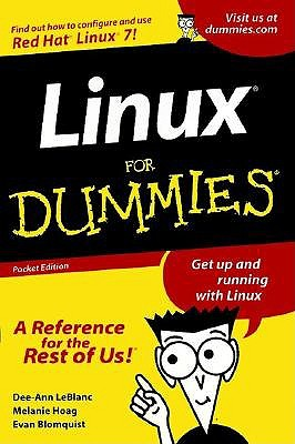 Linux For Dummies book