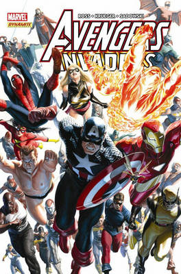 Avengers Invaders book