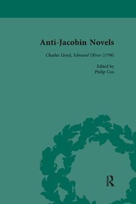 Anti-Jacobin Novels, Part I, Volume 2 by W M Verhoeven