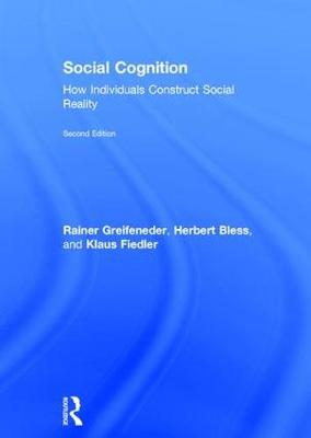 Social Cognition by Rainer Greifeneder