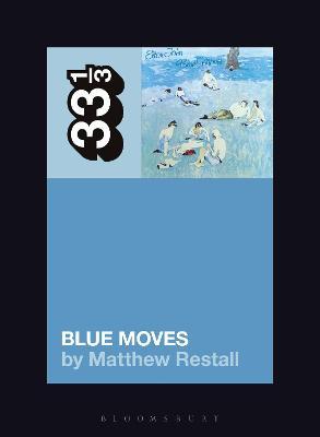 Elton John's Blue Moves book