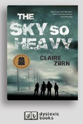 The The Sky So Heavy by Claire Zorn