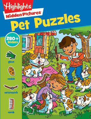 Pet Puzzles by Highlights