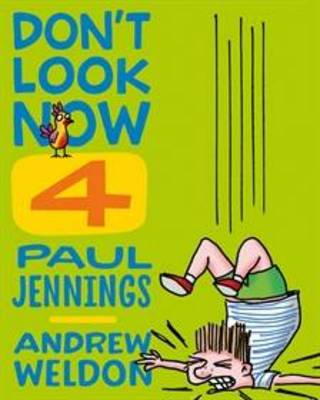 Don'T Look Now Book 4: Hobby Farm and Seeing Red by Paul Jennings