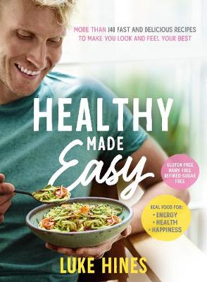 Healthy Made Easy book
