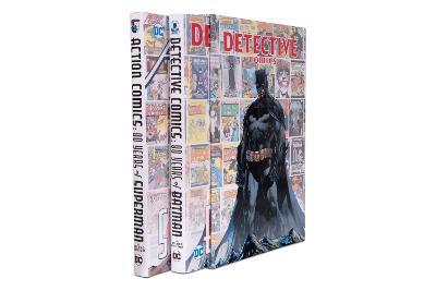 Superman/Batman 80 Years Slipcase Set book