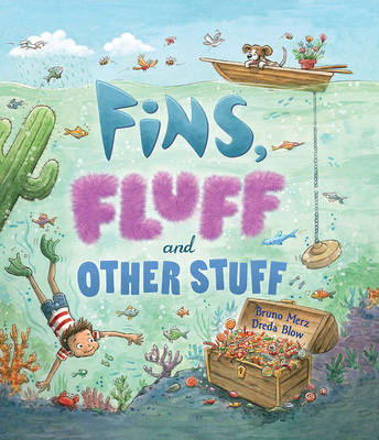 Fins, Fluff and other Stuff by Bruno Merz