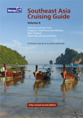 Cruising Guide to SE Asia book