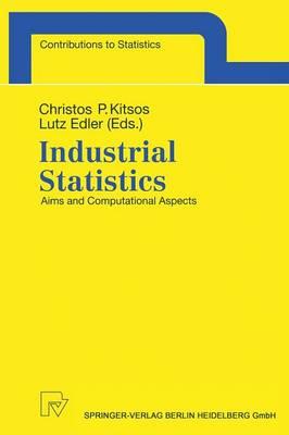 Industrial Statistics by Lutz Edler