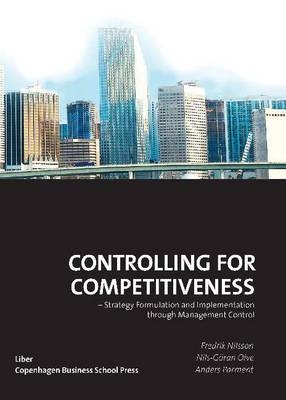 Controlling for Competitiveness by Fredrik Nilsson