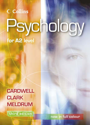 Psychology for A2 by Mike Cardwell