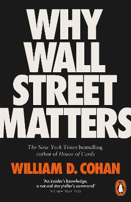 Why Wall Street Matters book