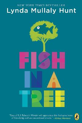 Fish in a Tree book