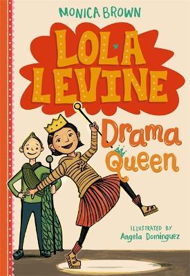 Lola Levine: Drama Queen book
