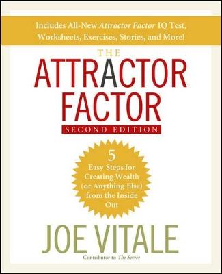 Attractor Factor, 2nd Edition by Joe Vitale