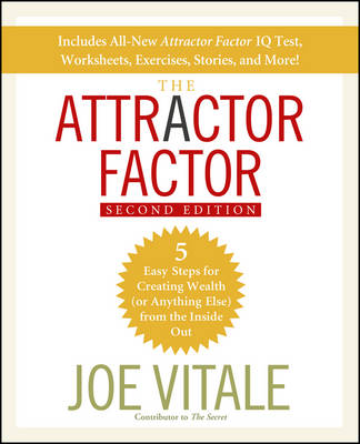 The Attractor Factor, 2nd Edition by Joe Vitale