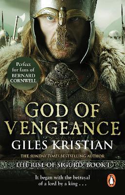 God of Vengeance by Giles Kristian