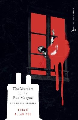 Murders in the Rue Morgue book
