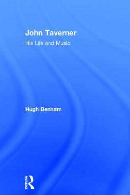 John Taverner book