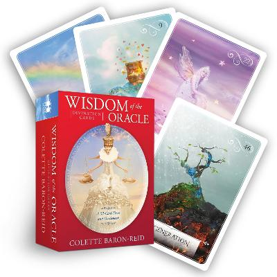 Wisdom of the Oracle Divination Cards: Ask and Know book