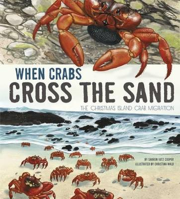 When Crabs Cross the Sand by Sharon Katz Cooper