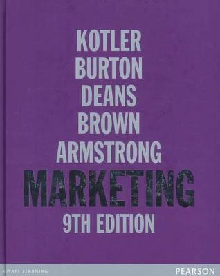 Marketing by Philip Kotler