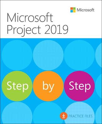 Microsoft Project 2019 Step by Step book