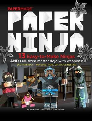 Paper Ninjas by PaperMade