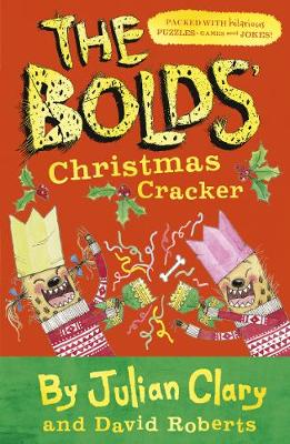 The Bolds' Christmas Cracker: A Festive Puzzle Book by Julian Clary