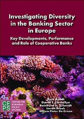 Investigating Diversity in the Banking Sector in Europe by Reinhard H. Schmidt
