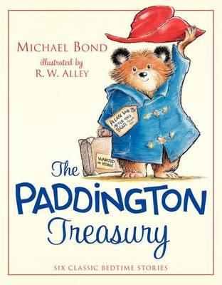 The Paddington Treasury by Michael Bond