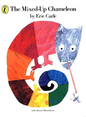 Mixed-up Chameleon by Eric Carle