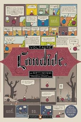 Candide, or Optimism by Francois Voltaire