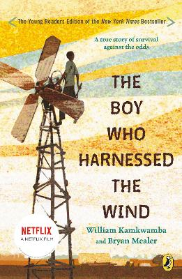 Boy Who Harnessed the Wind by Anna Hymas