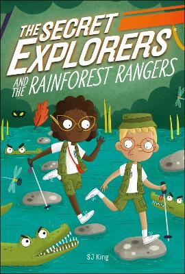 The Secret Explorers and the Rainforest Rangers book