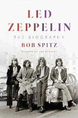 Led Zeppelin: The Biography book