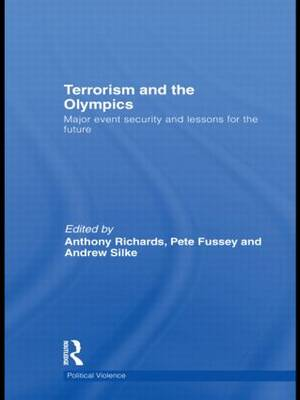 Terrorism and the Olympics book