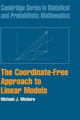 Coordinate-Free Approach to Linear Models book