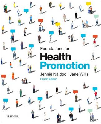 Foundations for Health Promotion by Jennie Naidoo