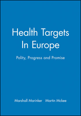 Health Targets in Europe by Marshall Marinker