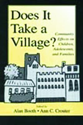 Does it Take a Village? book