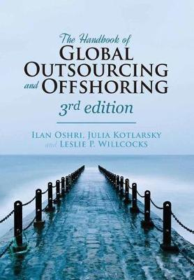 Handbook of Global Outsourcing and Offshoring 3rd edition by Ilan Oshri