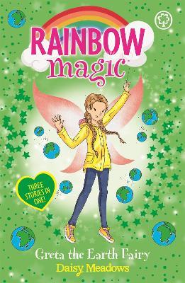 Rainbow Magic: Greta the Earth Fairy: Special book