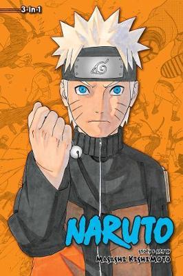 Naruto (3-in-1 Edition), Vol. 16 by Masashi Kishimoto