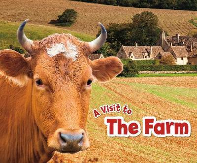 The The Farm: A 4D Book by Blake A. Hoena