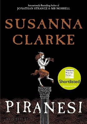 Piranesi: SHORTLISTED FOR THE WOMEN'S PRIZE 2021 by Susanna Clarke